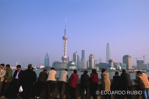 Shanghai…¿quién puede con ella..?
